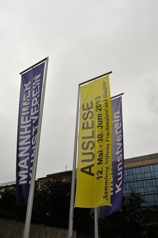 Ausstellung im Mannheimer Kunstverein
