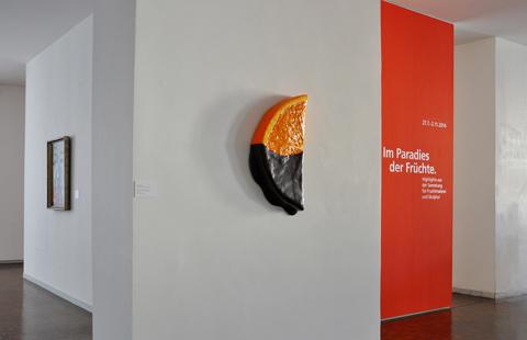 Ausstellungsansicht Schwäbisch Gmünd, 2014
