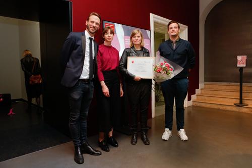 Johan Holten, Annika Greuter, Stephanie Neuhaus, Johannes Honeck