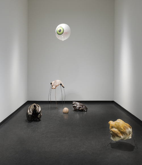 Hanna-Maria Hammari, Crib, Kunsthalle Baden-Baden, 2018