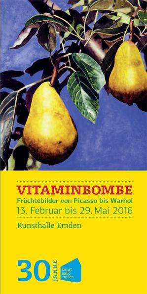 Vitaminbombe. Früchtebilder von Picasso bis Warhol