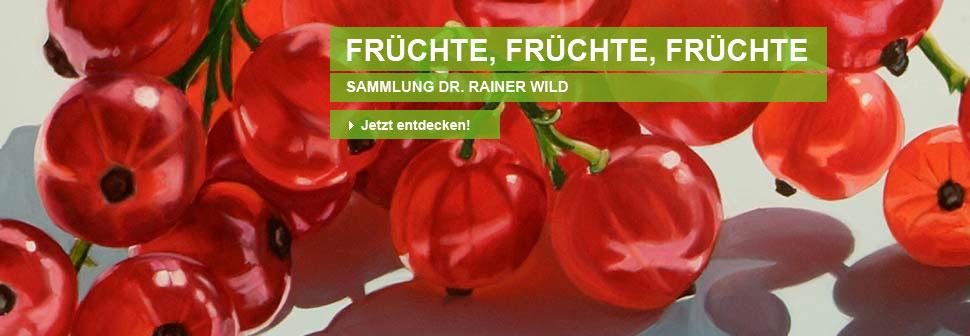 Früchte, Früchte, Früchte - Sammlung Dr. Rainer Wild