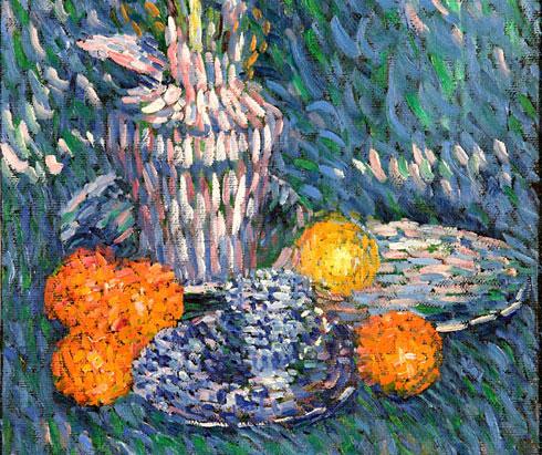 Eine Sammlung zur Fruchtmalerei in der modernen und zeitgenössischen Kunst